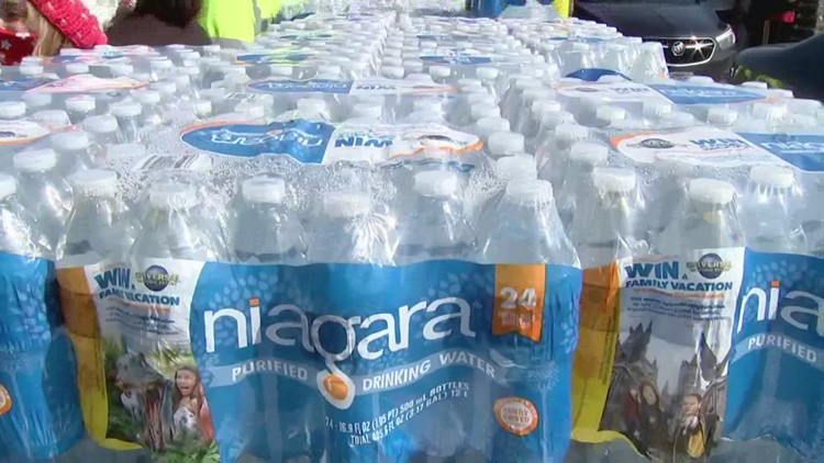 Water distribution event planned Saturday in Killeen now delayed