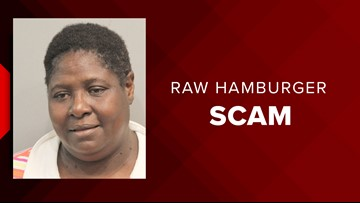 Sonic burned by raw hamburger scam, Harris County prosecutors say
