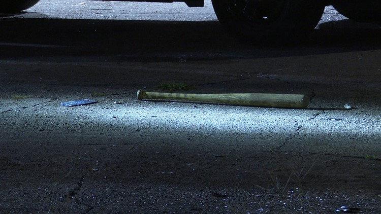 Houston nightclub bouncer shoots man after being hit in head with baseball bat, police say