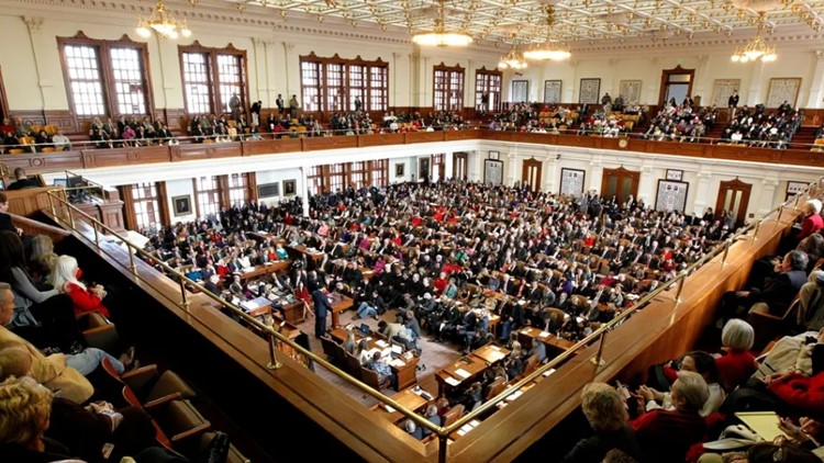 First lawsuit filed challenging new Texas political maps as intentionally discriminatory
