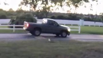 Photo, video released of truck involved in possible attempted kidnapping of 11-year-old boy