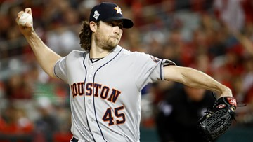 'We're going to take a run at it' | Astros owner says team will try to bring back Gerrit Cole