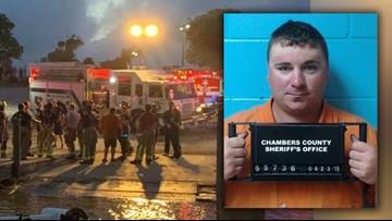 23-year-old man charged in boat crash near Baytown; 3 killed