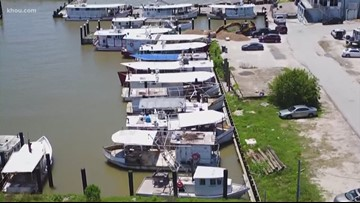 Gulf coast businesses anxiously waiting for fishing ban to be lifted following barge collision
