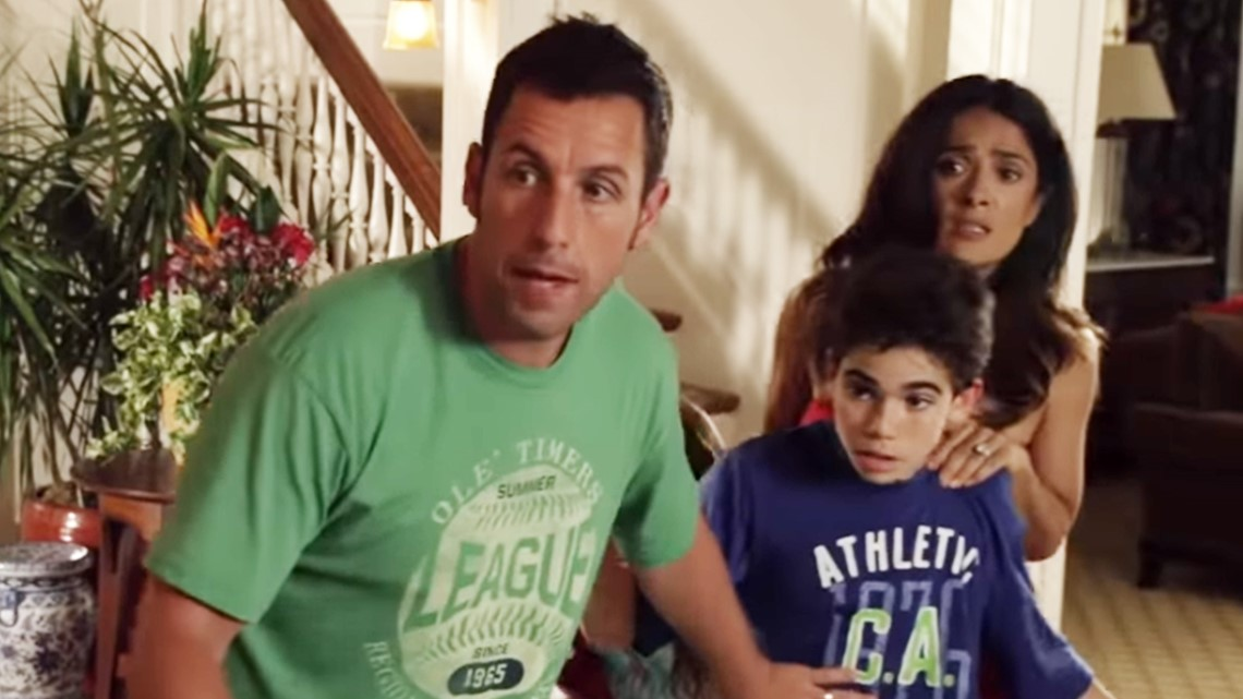 Texas Gas Prices >> Adam Sandler reacts to death of his young 'Grown Ups ...