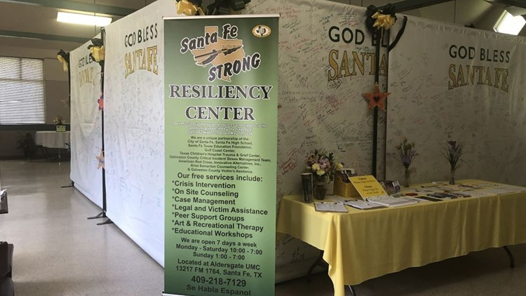 The City of Santa Fe Resiliency Center remains open a year after the deadly shooting