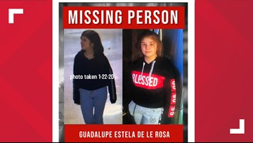 Ingleside police searching for missing 14-year-old girl