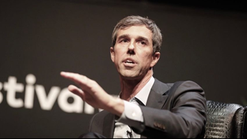 Beto O'Rourke camp says spending highlighted in Project Veritas video went to charity