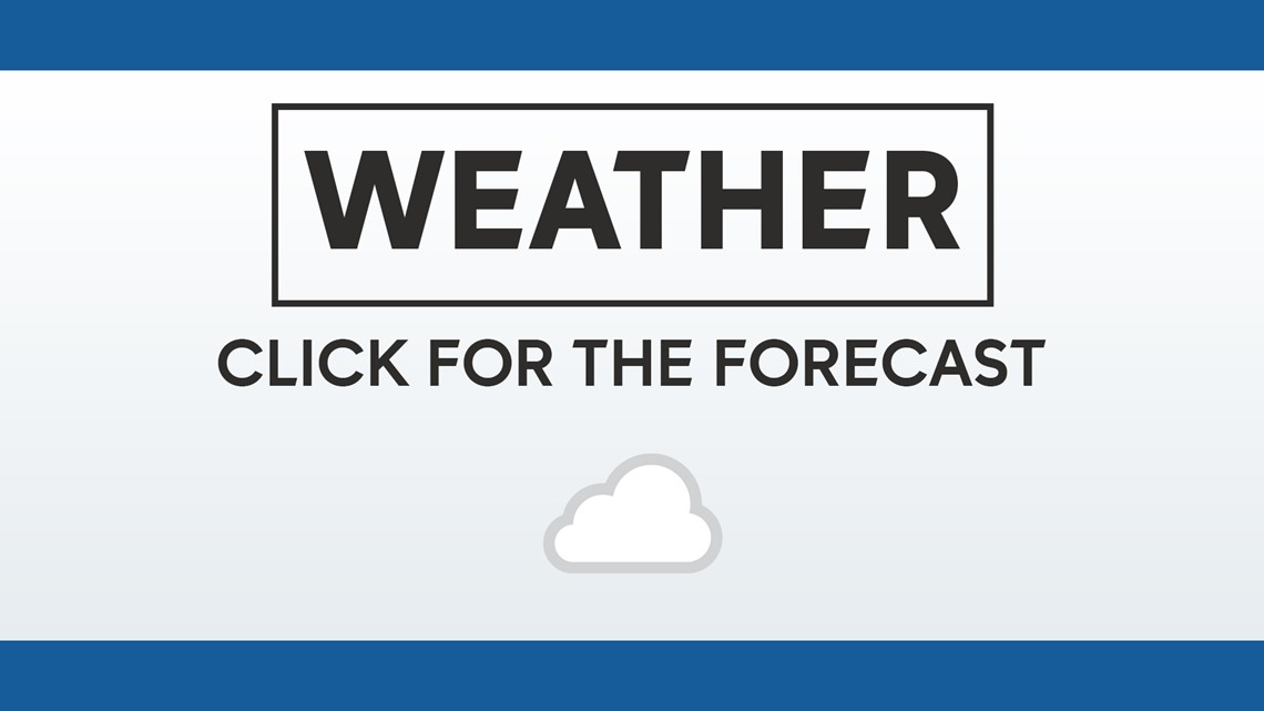 Central Texas Forecast: Sunny skies start to shine through