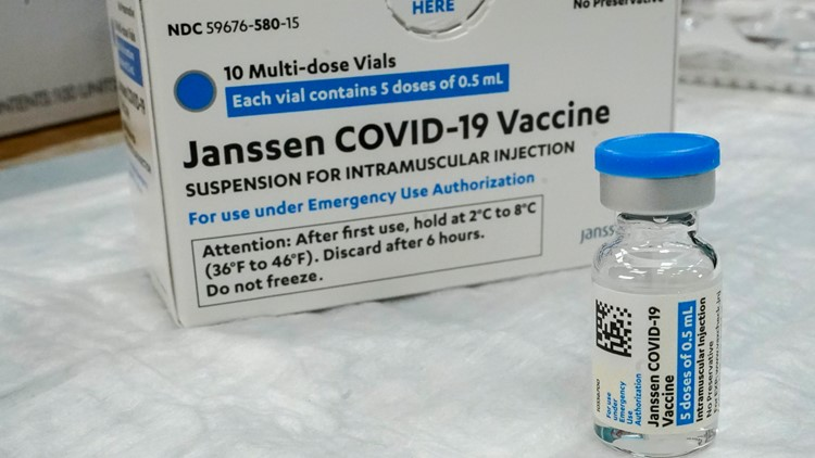 Johnson & Johnson COVID-19 clinics canceled by Waco-McLennan Health District while CDC investigates reports of rare adverse events