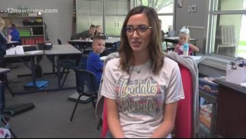 Southeast Texas elementary teacher says 'no homework' all year
