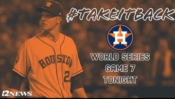 What to expect during must-win game seven of World Series as Astros try to #TakeItBack