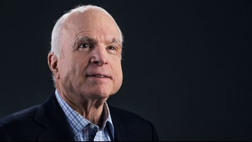 Arizona, national leaders react to Sen. John McCain ending cancer treatment