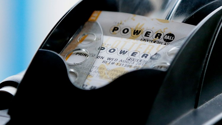 $750 million Powerball jackpot up for grabs Wednesday