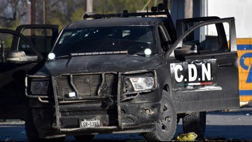Toll at least 21 after Mexico cartel attack near US border