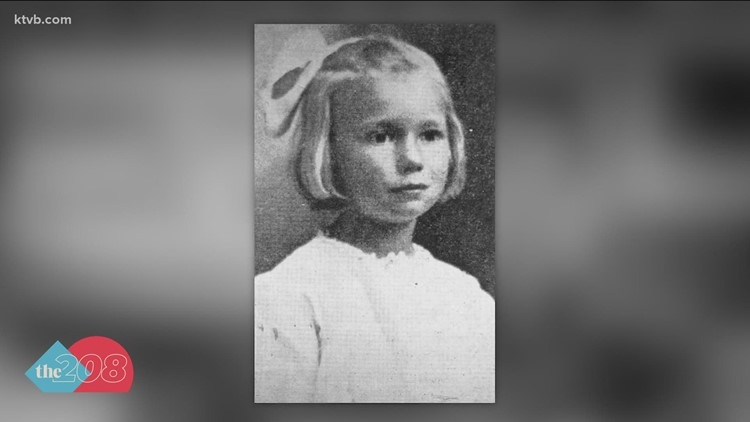 In 1914, an Idaho girl was mailed to her grandmother 70 miles away