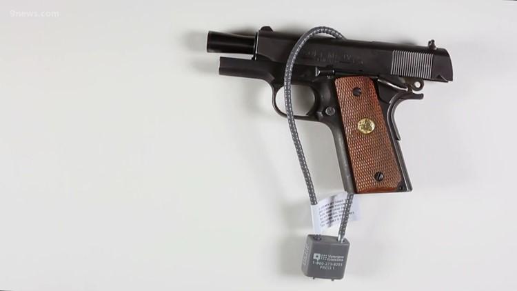 Temple Police Dept. offering free gun locks for gunowners