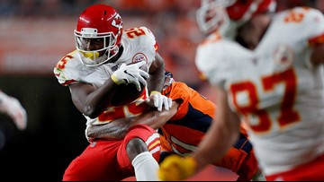 Chiefs RB LeSean McCoy reaches settlement with ex-girlfriend in lawsuit