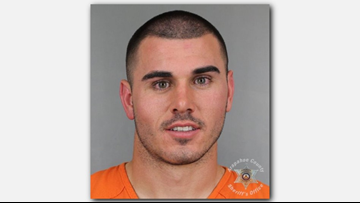 Chad Kelly accused of trespassing into home, sitting next to woman, 'mumbling incoherently'