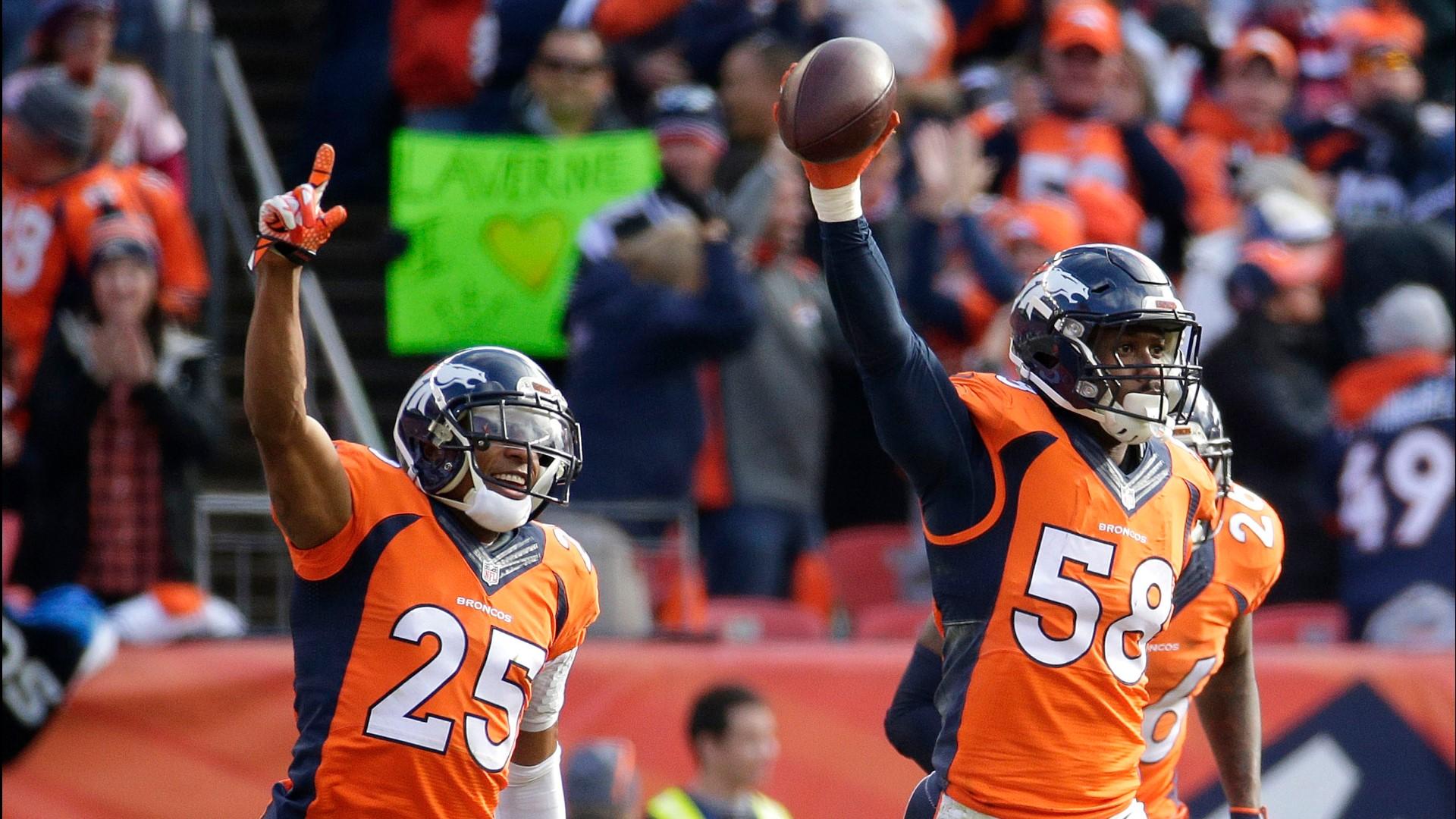 Denver Broncos star Von Miller talks geek life and