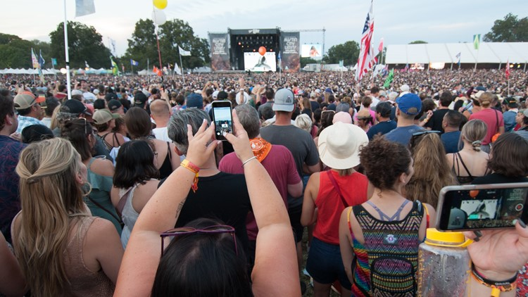 All tickets for ACL Fest 2021 sold out in record time