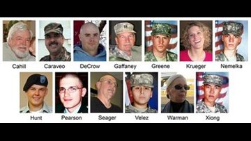 We will never forget | Those impacted by Fort Hood mass shooting share their stories of tragedy, love, triumph 10 years later