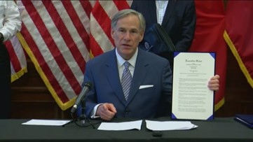 'The time has come' | Texas health care organizations urge Gov. Abbott to issue statewide stay-at-home order