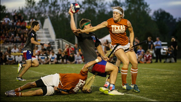 Grab your broomsticks! US Quidditch Cup happening in Round Rock this weekend