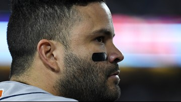 Jose Altuve on a rehab assignment with Round Rock Express