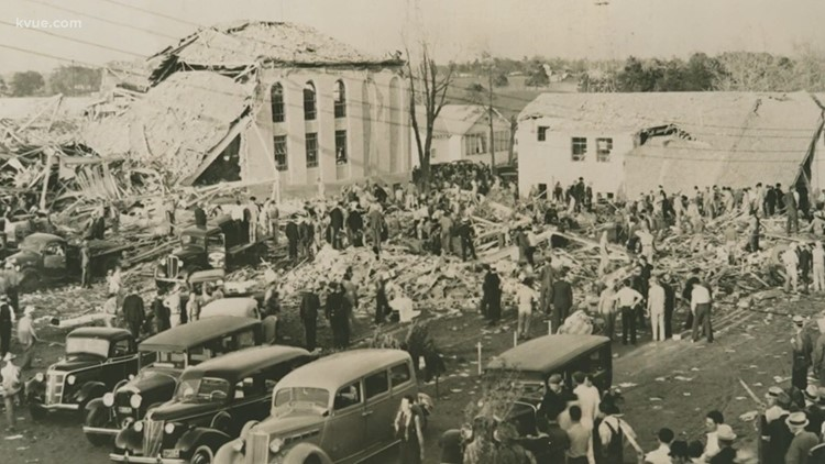 The Backstory: America's worst school disaster happened in Texas 84 years ago this month