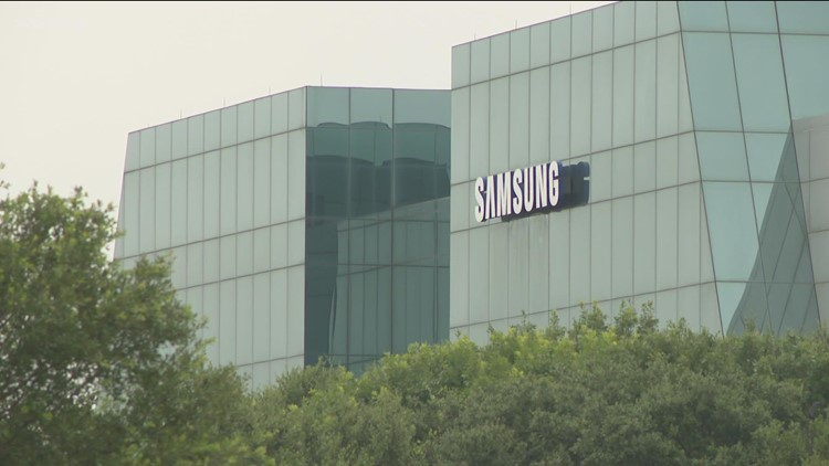 Williamson County Commissioners approve development plan for Samsung semiconductor plant