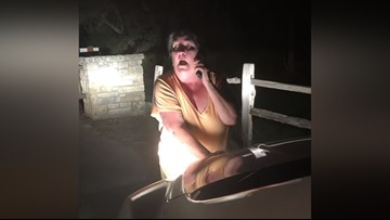 Lake Georgetown park worker fired following viral video of her screaming at driver