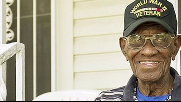 State representative files bill to designate part of Airport Blvd. after Richard Overton