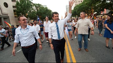 Presidential candidate Pete Buttigieg is officially on the Texas ballot