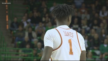 After beating cancer, Andrew Jones set to play major minutes for Texas Longhorns