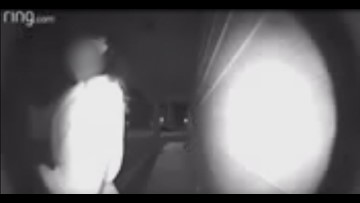 Manor police: Man arrested for kidnapping in connection to chilling doorbell video