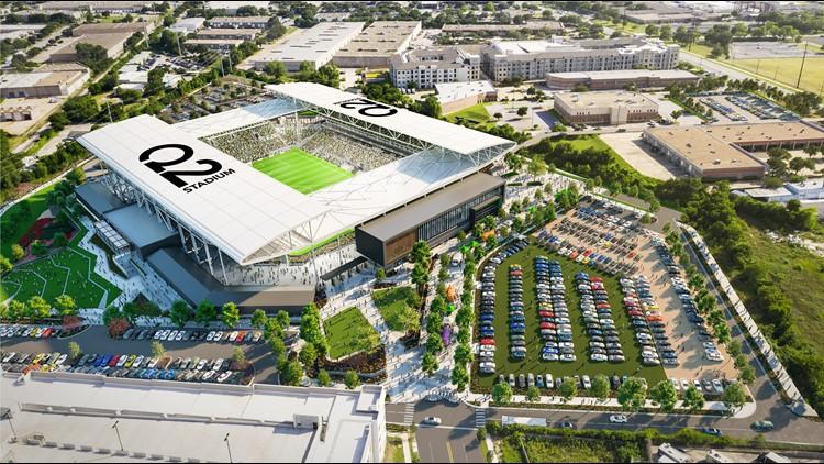Austin FC unveils 'Q2 Stadium' name