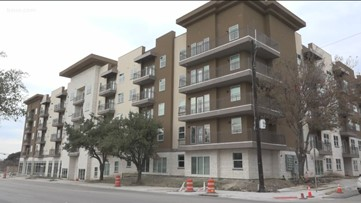 Texas State students still waiting to move into their apartments a semester later due to construction