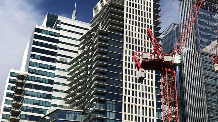 New developments in Austin skyline