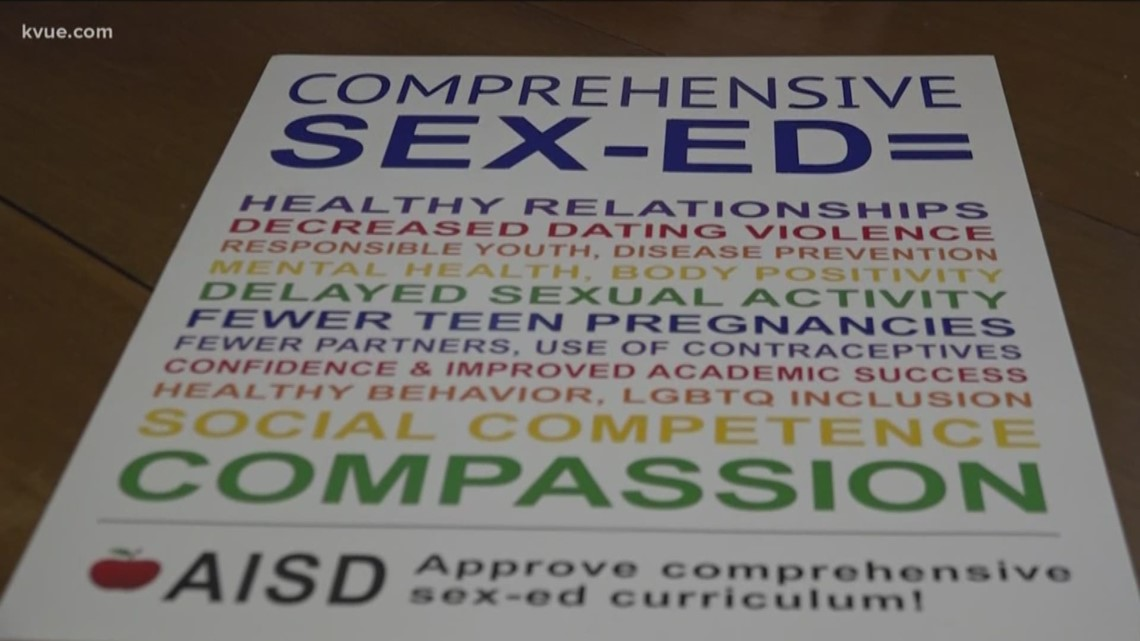 Austin ISD parents have a week to respond to new sex-ed curriculum through survey