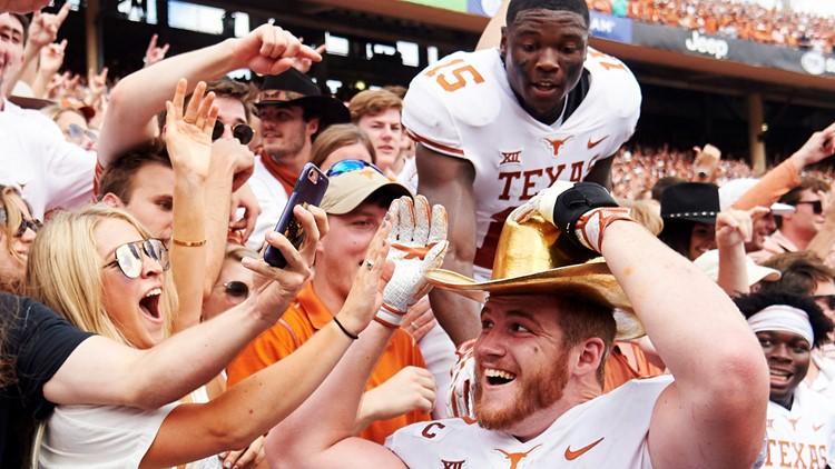 Report: Texas, Oklahoma discuss move to SEC