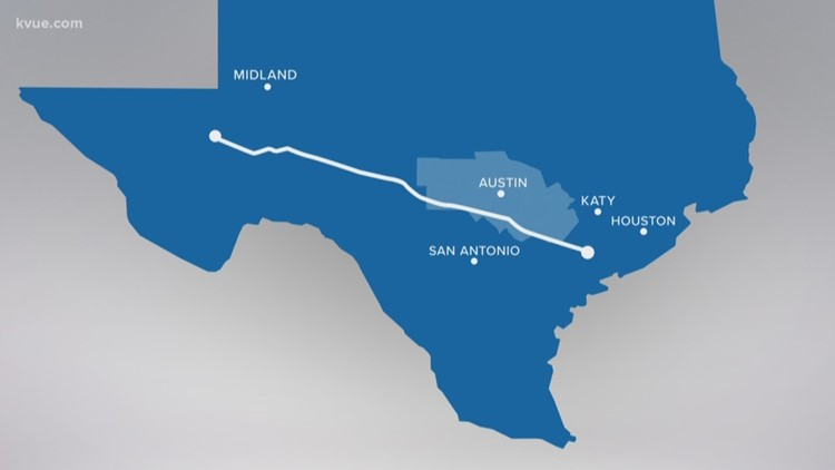 Kyle, Austin, San Marcos, 2 other organizations join lawsuit against Kinder Morgan's Permian Highway Pipeline
