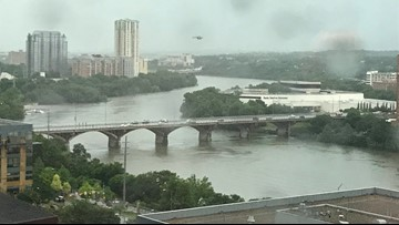 Man reportedly swept away by swift waters in Downtown Austin found dead in Lady Bird Lake