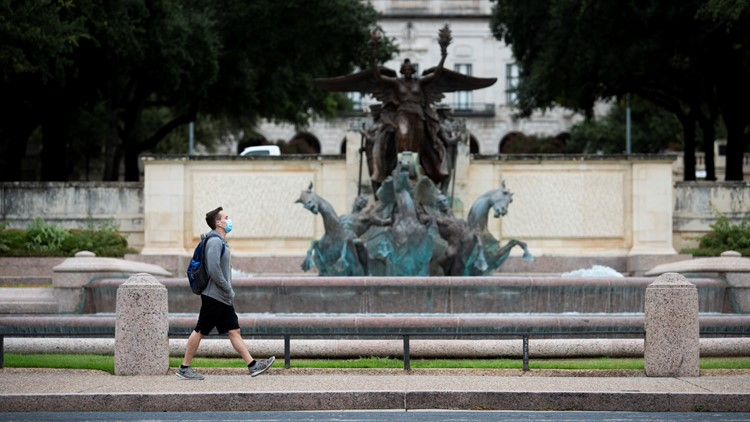 UT Austin student suing school over spring 2020 tuition
