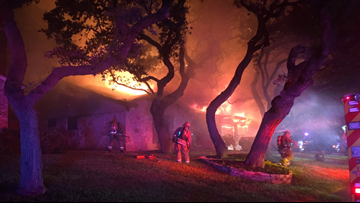 1 person dead after house fire in Northeast Austin