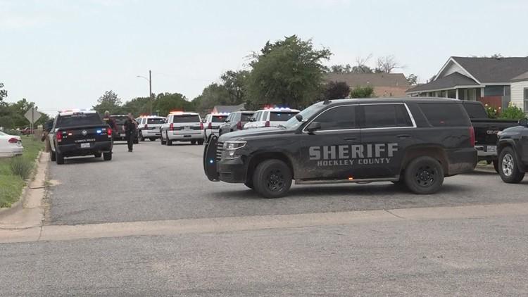 Lubbock SWAT Commander killed, four officers injured in Levelland standoff