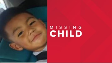 DISCONTINUED: Amber Alert issued for missing 4-year-old child