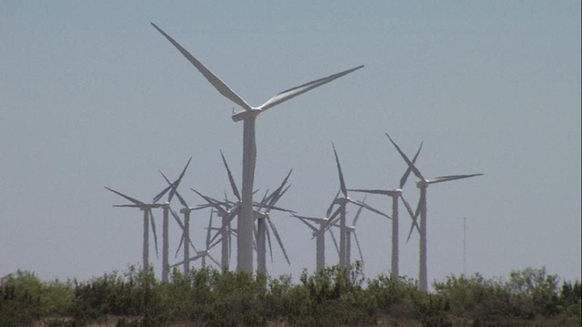 Texas Has Generated More Electricity From Wind Than Coal