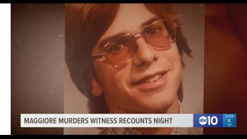 Golden State Killer: 15-year-old witness describes hearing the Maggiore murders
