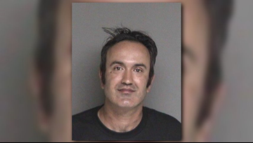 Man arrested for trying to stab CA GOP congressional candidate, sheriff says